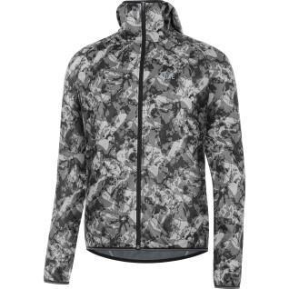 Gore R3 Windstopper® Camo Hooded Jacket