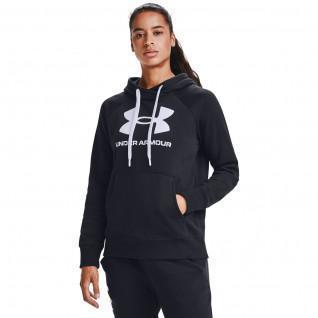 Under Armour Women's Hoody with Rival Fleece Logo