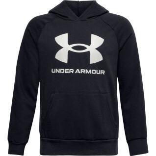 Under Armour Rival Fleece Big Logo Boy's Hoody