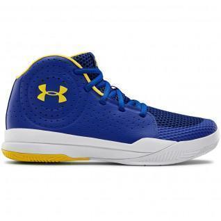 Under Armour Grade School Jet 2019 children's basketball shoes