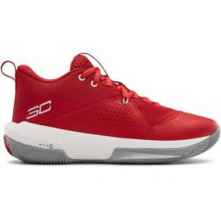 Under Armour GS SC 3ZER0 IV children's basketball shoes
