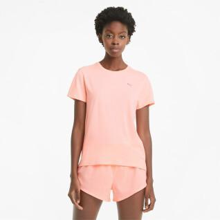 Women's T-shirt Puma RUN FAVORITE HEATHER