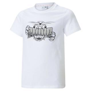 Child's T-shirt Puma Classics Graphics