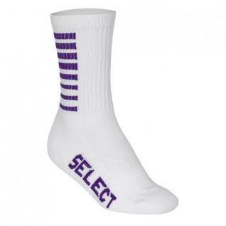 Select Sports striped socks