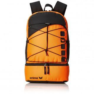 Backpack Erima multifunction with lower compartment