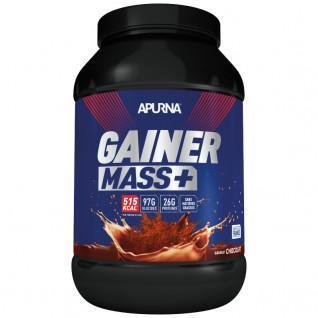 Pot Apurna Gainer Mass Plus - Chocolate - 2Kg