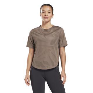 Women's perforated T-shirt Reebok