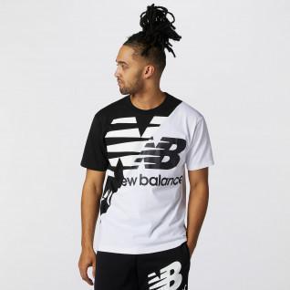 New Balance athletics splice jersey