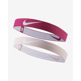 Set of 2 headbands Nike Pouch