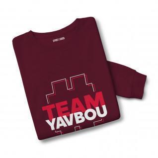 Mixed Sweatshirt #TeamYavbou