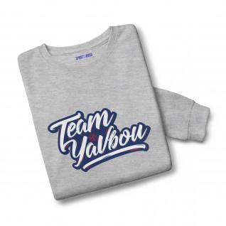 Mixed Sweatshirt Team Yavbou logo