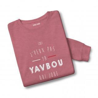 Mixed Sweatshirt Ya Yavbou who plays