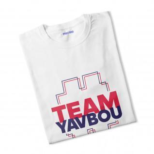 T-shirt boy #TeamYavbou