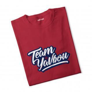 T-shirt boy Team Yavbou logo