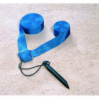 Beach Volley Blue Boundary Kit