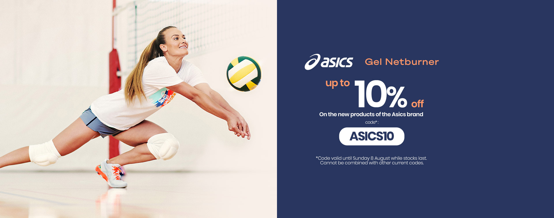 Asics - The best of the volleyball brand